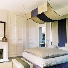 Idées maison Marie-Claire: ciels de lit