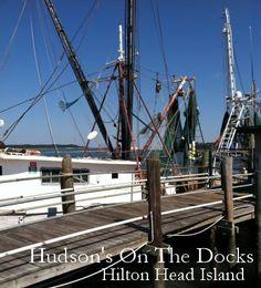 Hudson's On The Docks Hilton Head Island
