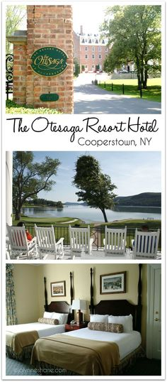The Otesaga Resort Hotel Reviews   The @otesagahotel offers elegant, luxury accommodations for families and couples visiting the Baseball Hall of Fame & Museum in Cooperstown, NY.