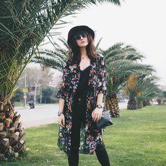 In love with @nilerturk wearing our #Bershkamusthave: Kimono! <3