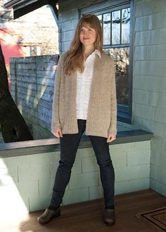 Looking for your next project? You're going to love Iba by designer Chic Knits.