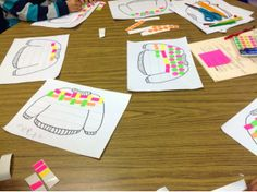 Sweater Patterns - Math Small Groups   Mrs. Cardenas' Bilingual Prek Classroom