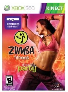 Gift idea for her... Zumba Xbox Kinect Deal.