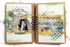 Art Journal from tworzysko.blogspot.com