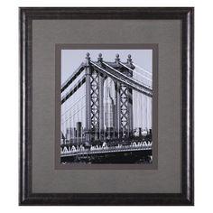 Art Effects Bridges Of NYC I Framed Wall Art - Q16822