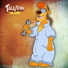 TaleSpin: Wildcat Friend Cartoon, School Cartoon, Old Disney Tv Shows, Saturday Morning Cartoons 80s, Walt Disney Cartoons, Looney Tunes Characters, Brother Bear, Nerdy Things, Best Memories