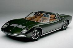 Lamborguini Miura Roadstar 1968