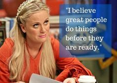 Start taking more risks: 22 Amy Poehler Quotes That Will Actually Change Your Life Funny Mothers Day, Mothers Day Quotes, Amy Poehler Quotes, What's So Funny, Leslie Knope, Think Happy Thoughts, Comparing Yourself To Others, Best Inspirational Quotes, Leadership Quotes