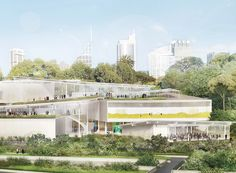 SANAA revises expansion plans for sydneys art gallery of new south wales | Netfloor USA
