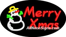 """Merry Christmas Flashing Neon Sign-ANSAR14357  Dimensions: 17""""H x 30""""L x 3""""D  Custom colors ship in 5-7 business days  110 volt flasher transformer  Cool, Quiet, and Energy Efficient  Hardware & chain are included  Comes standard with 6' power cord  Indoor use only  1 Year Warranty/electrical components  1 Year Warranty/standard transformers."""