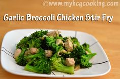 This was delicious and very filling, which is always nice on HCG Phase 2. Garlic Broccoli Chicken Stir Fry 3.5 oz Chicken Breast (I use...
