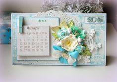 Создавая воспоминания: календари