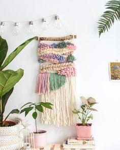 Dream Catcher, Mustard, Weaving, Big, Home Decor, Mustard Plant, Homemade Home Decor, Dreamcatchers, Loom Weaving
