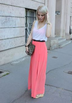 I have to review this blog again for more skirt ideas!!