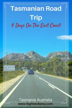 A six day Tasmanian road trip itinerary covering Launceston, Hobart, the Freycinet Peninsula and the Bay of Fires. You are going to fall in love with Tassie at first sight when you see some of Australia's most spectacular beaches, fantastic locally source Tasmania Road Trip, Tasmania Travel, Travel Advice, Travel Guides, Travel Tips, Travel Plan, Travel Articles, New Zealand Travel, Australia Travel