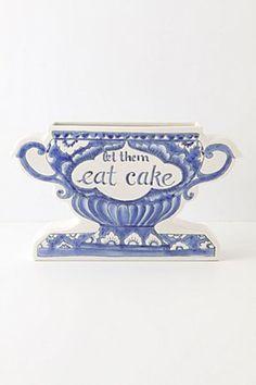 Pragmatic Vase, Eat Cake | Anthropologie.eu