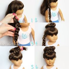 How To Do Maiden Braid