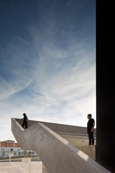 Fernando Salvador + Margarida G. Nunes | High School in Évora, Portugal © Fernando Guerra, FG+SG Architectural Photography