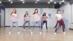 CLC (씨엘씨) - Pepe Dance Practice Ver. (Mirrored)
