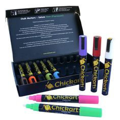 Check out this sweet deal from Snagshout! Liquid chalk markers FLUORESCENT https://www.snagshout.com/offers/liquid-chalk-markers-fluorescent/1a64e0