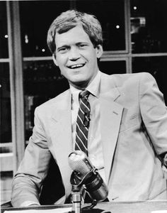 14 Old School Photos Of David Letterman Looking Fine As Hell