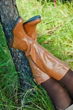 boots. :)