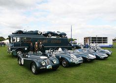 Ecurie Ecosse Jaguar