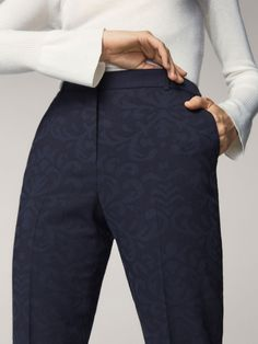 Women's Pants | Massimo Dutti Pre-Fall Collection 2017