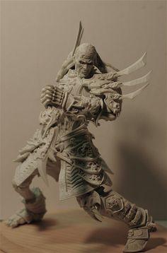 Undead Rogue, Warcraft by ~LocascioDesigns on deviantART