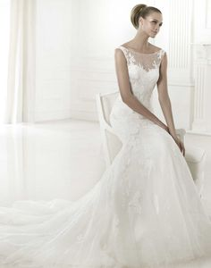 LOOKandLOVEwithLOLO: PRONOVIAS 2015 Glamour Bridal Collection