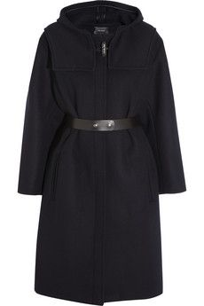Isabel Marant Aeryn belted wool-blend coat  | So chic love this!