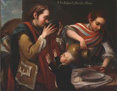 "Attributed to Jose de Alcibar, ""From Spaniard and Morisca, Albino,"" circa 1725-30."