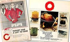 Vintage holiday Target ads reveal gift trends throughout the decades