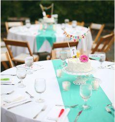 Round wedding table ideas