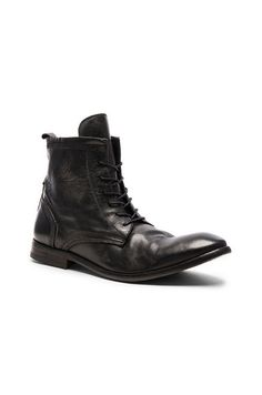 H by Hudson Swathmore Boot in Black | REVOLVE