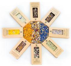 Tablettes chocolat bio - Boutique en ligne | Choc'Fleurs, Chocolats et Tisanes bio Florem®