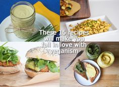 These 15 recipes will make you fall in love with veganism