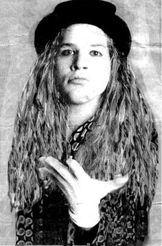 The 'Andy' signature hand. Come bite the apple. #AndrewWood #MotherLoveBone #music #LoveRock