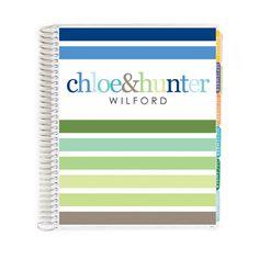 2013 Newlywed Day Planner Calendar By Erin Condrin