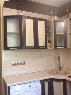 Interior Design Living Room, Living Room Decor, Tv Wall Decor, Mini Kitchen, Home Decor Kitchen, Bathroom Medicine Cabinet, Kitchen Remodel, Cob House Kitchen, Open Shelving