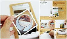 Instagram File Box | 50 Clever DIY Ways To Organize Your Entire Life