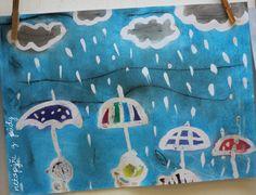 Je pravda, že ve třídě často malujeme a tvoříme. Tady je další podzimní námět na výtvarnou výchovu a nemusí to být zrovna výtvarka školn...