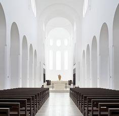 Igreja de At. Moritz, em Augsburgo, na Alemanha. (Foto: Gilbert Mccarragher)