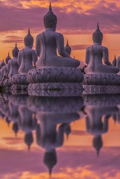 Phenomenal Reflection Pictures on Water | Top 10 Photography Bangkok, Oh The Places You'll Go, Places Around The World, Places To Travel, Thailand Travel, Asia Travel, Thailand Art, Chiang Mai Thailand, Religion