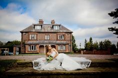 Old Moat Hall wedding venue in Marthall (nr Knutsford), Cheshire