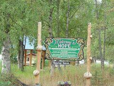 CHECK: Hope, Alaska. Spent my first Alaska Christmas here.
