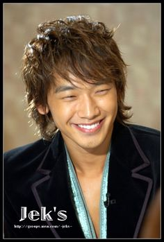 """Rain - 50 of his hottest pix. I chose #26 b/c this looks like it was from his """"Full House"""" days. Didn't think he was attractive at first but as I was watching this drama, I saw all the expressions he makes, his bone structure, his full lips--I realize he does has a beautiful face!"""