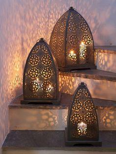 Gorgeous little lanterns! Thanks @Nordic House