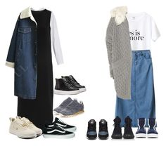 """Sem título #595"" by larieshine on Polyvore featuring moda, Sincerely, Jules, Preen, Prada Sport, adidas, Acne Studios, Calvin Klein Collection, Vans, NIKE e Reebok"
