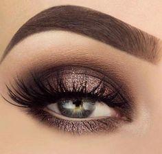 Maquiagem com Ponto de Luz da @lahlahgirl